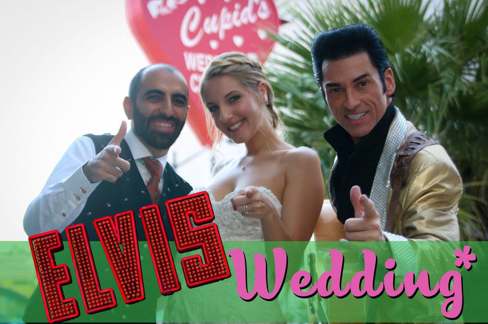 Theme Weddings Las Vegas With Elvis