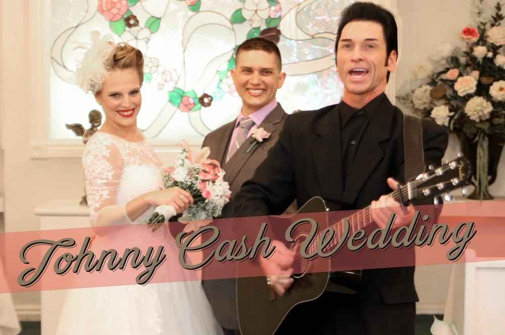 Johnny Cash Wedding Las Vegas